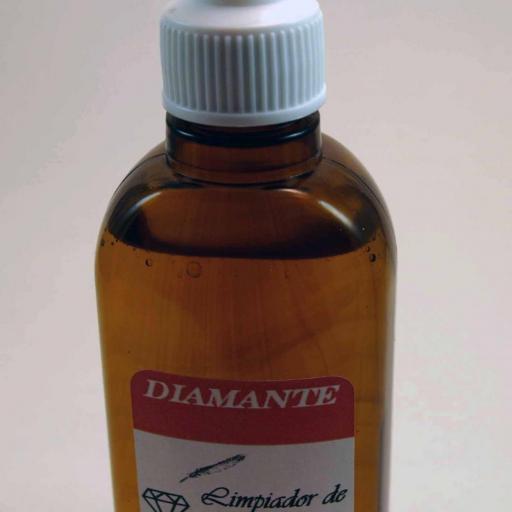Liquido Limpiador de Tinta para Pluma estilográfica y plumillas - Diamante