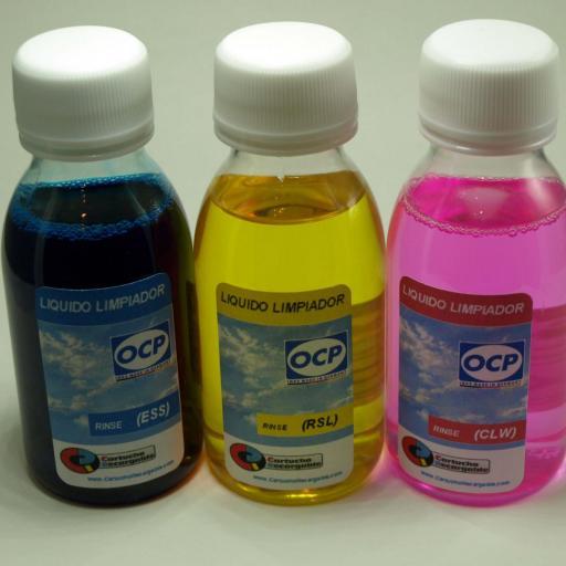 Limpiador cabezales Rinse (ESS) para EPSON-BROTHER [3]