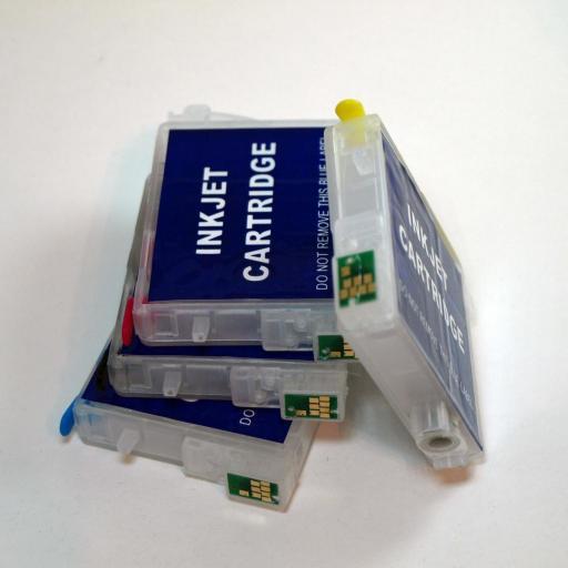 T061 cartuchos recargables  T061 compatible Epson [1]
