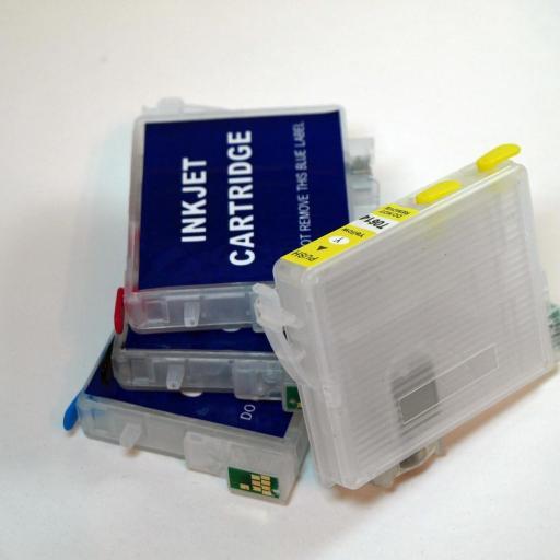 T061 cartuchos recargables  T061 compatible Epson [2]