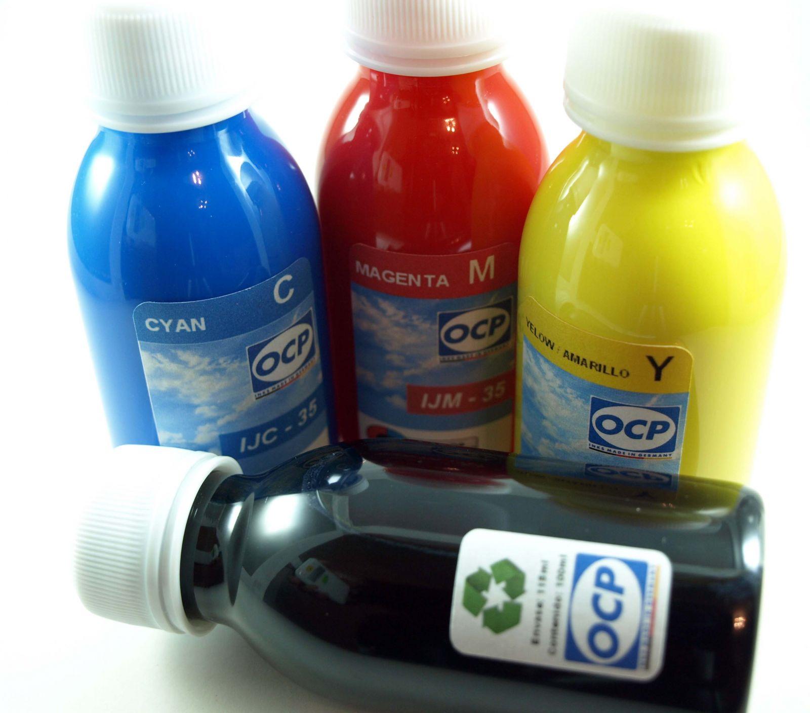 T071 / T061 TINTA marca OCP PARA RECARGA DE CARTUCHOS y sistemas CISS tipo  EPSON T071 Y T061