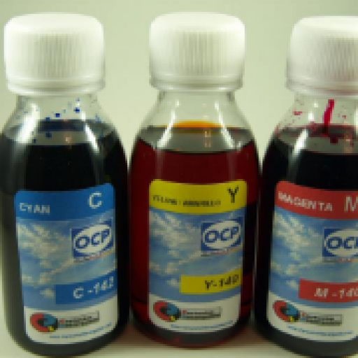 33XL / Kit de Recarga con TINTA marca OCP compatible con  serie 33 y 33XL. (No original  Epson) [1]