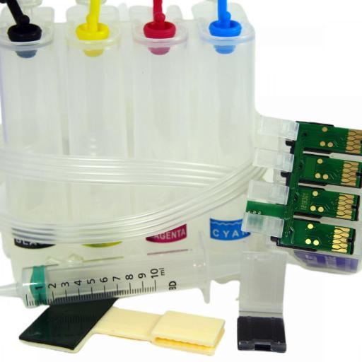 603 Sistema de tinta CISS compatibles con Epson 603 y 603XL [1]