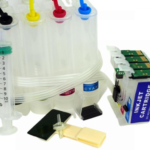 603 Sistema de tinta CISS compatibles con Epson 603 y 603XL [2]