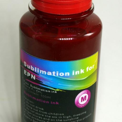 Tintas SUBLIMACION  4 X 100ML compatible EPSON  [2]