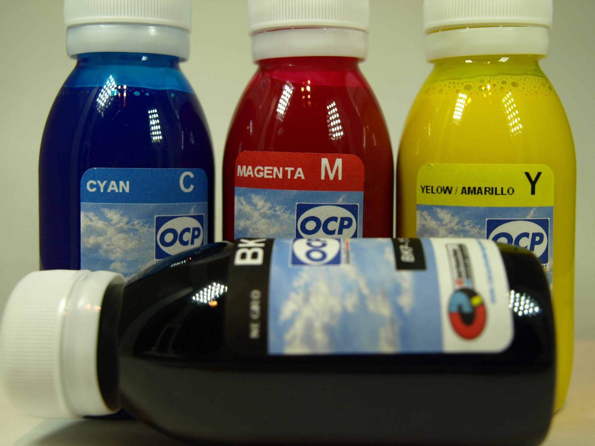Tintas PIGMENTADAS marca OCP compatibles EPSON