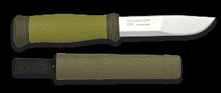 """Cuchillo """"Morakniv 2000 Green"""" Hoja 10,5"""
