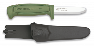 Cuchillo MORAKNIV SAFE. Hoja: 8.1 cm