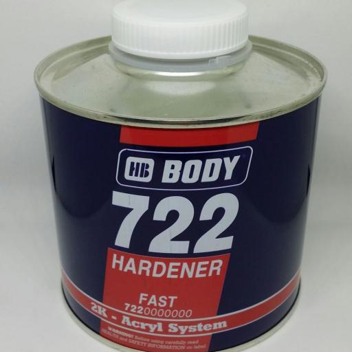 ACTIVADOR RAPIDO 722 H.B BODY