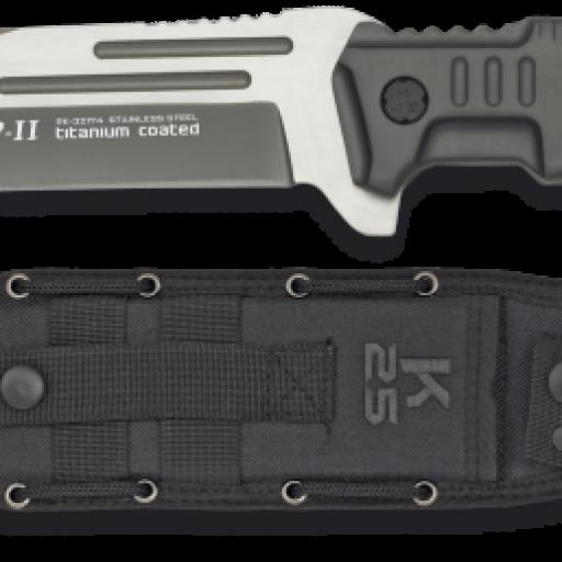 cuchillo K25. DROW-II 5 cm. H: 15 cm  [0]