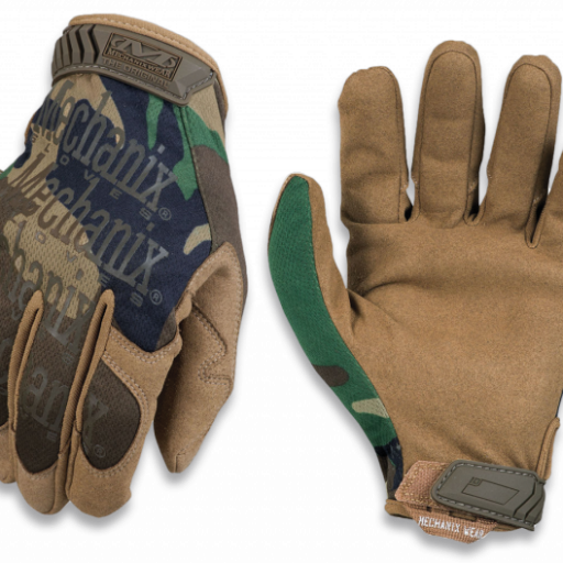 Guante MECHANIX THE ORIGINAL.CAMO