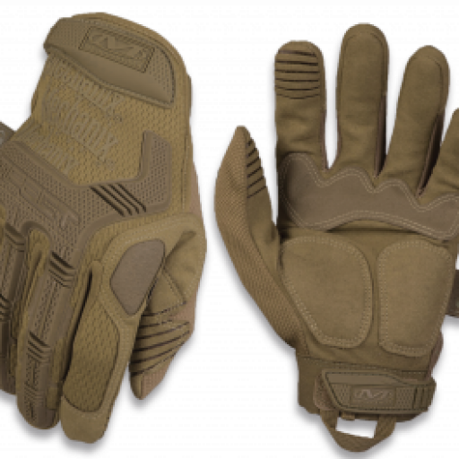 Guante MECHANIX M-PACT. Coyote.