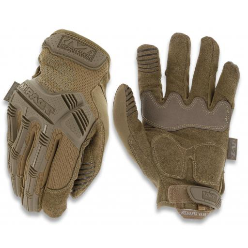 Guante MECHANIX M-PACT. Coyot