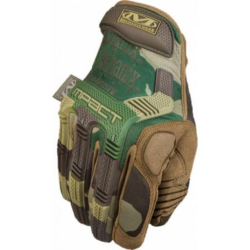- Guante MECHANIX M-PACT. Camo