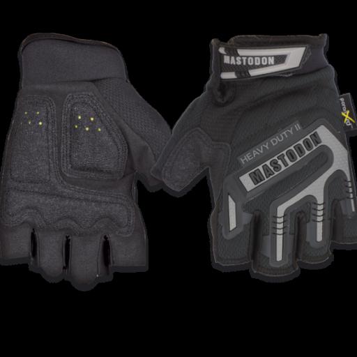 guante negro Mastodon Heavy Duty II