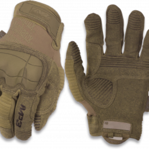 "Guantes MECHANIX "" M-PACT3"". Coyote"
