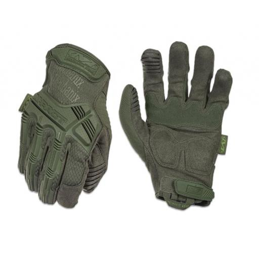 Guante Mechanix M-Pact Verde