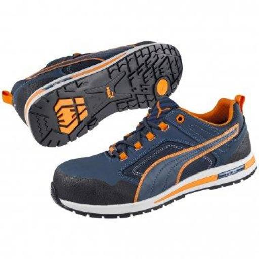 ZAPATILLA PUMA CROSSTWIST LOW S3