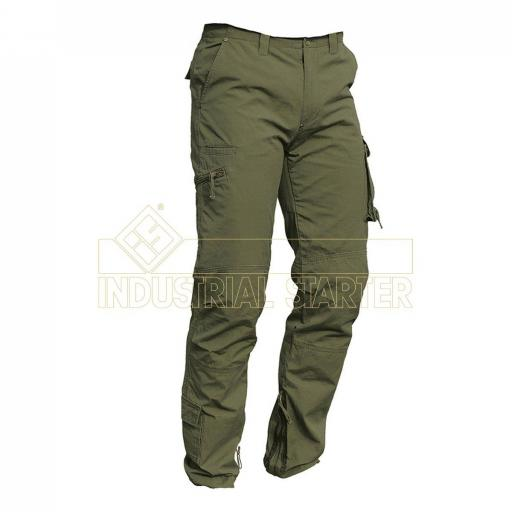 pantalon raptor verde