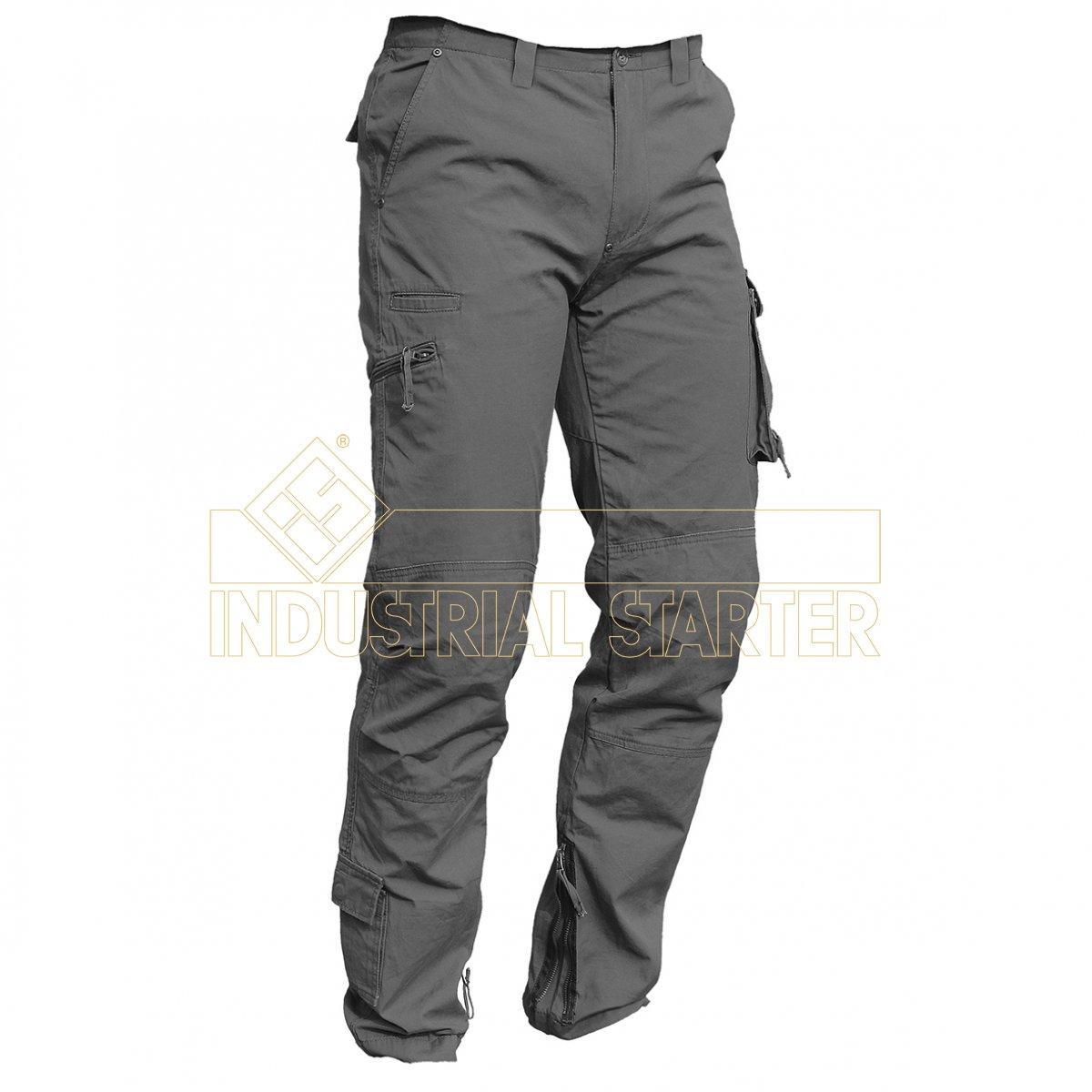 Pantalón Raptor color gris