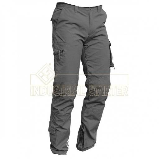 Pantalón Raptor color gris