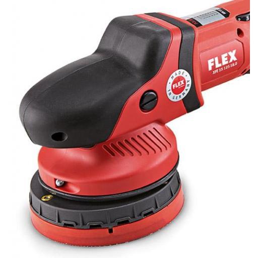 Pulidora excéntrica con accionamient FLEX XCE 10-8 125 [2]