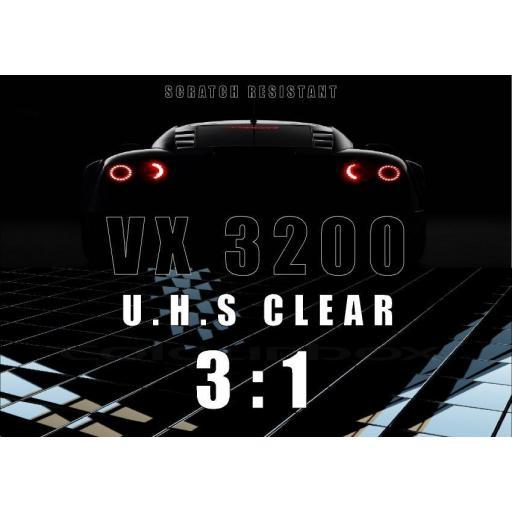 BARNIZ VX  3200 U.H.S 5 LITROS + ACTIVADOR 2 LITROS