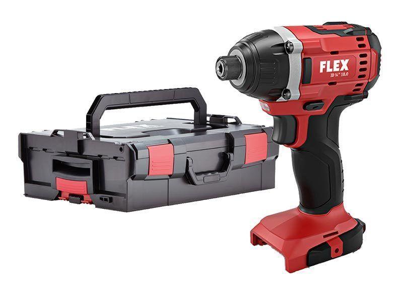 Flex id1/418.0 18v impacto sin conductor