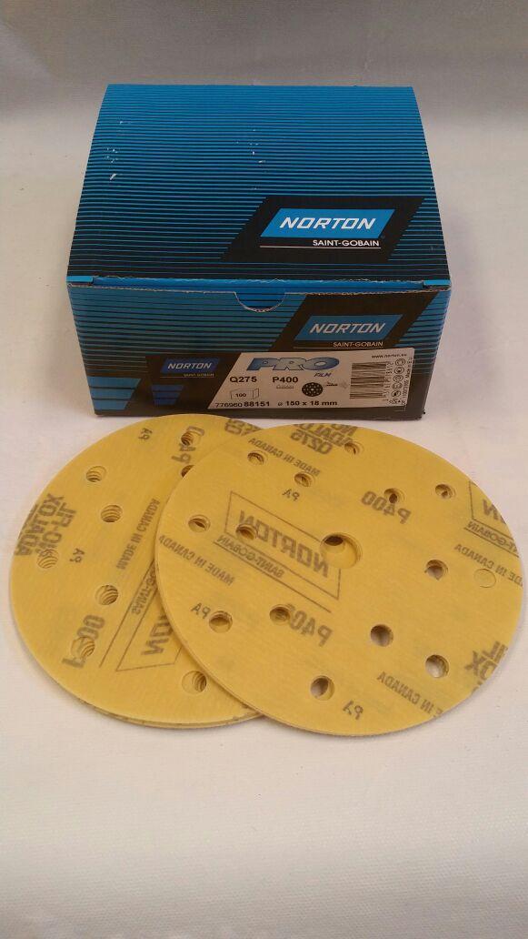 Discos  P 80 Norton film