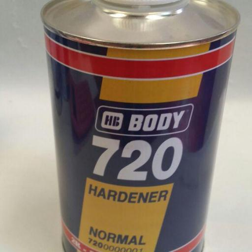 Catalizador Medio HB Body [0]