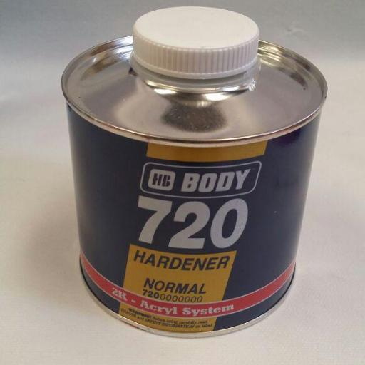 Catalizador Medio HB Body 1/2L