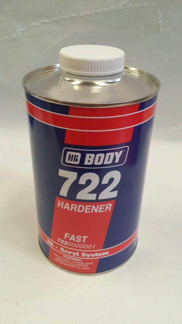 Catalizador Rápido HB Body