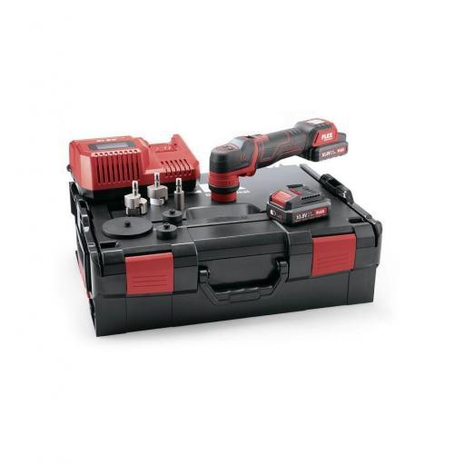 KIT Flex Pxe 80 Mini Pulidora En Batería - 10.8 Ec / 2.5