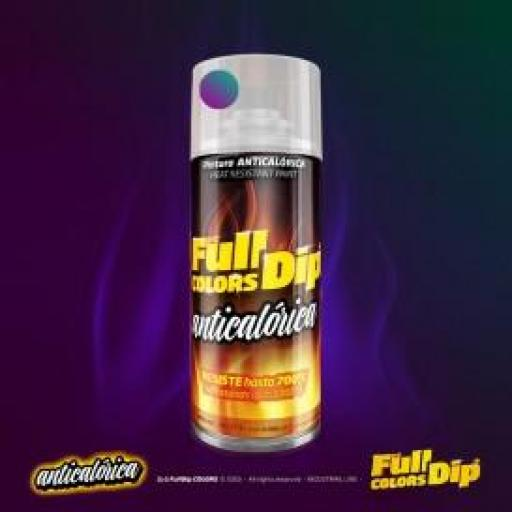 SPRAY ANTICALORICO CAMALEON SATINADO