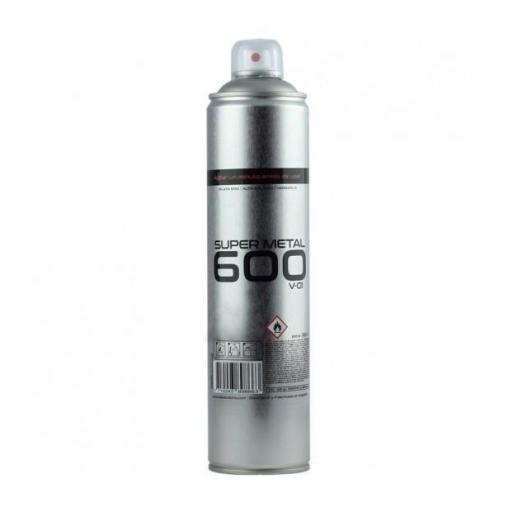 SPRAY XXL AZUL MATE 600ML