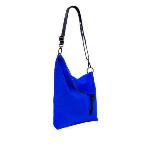 BOLSO SHOULDER ANTE AZUL ELECTRICO