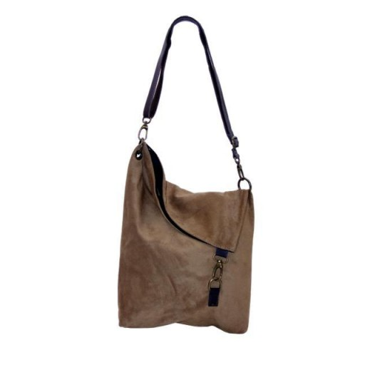 BOLSO SHOULDER ANTE TAUPE