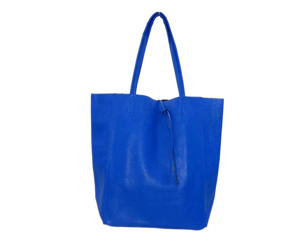 bolso shopper piel azulon (1) .jpega