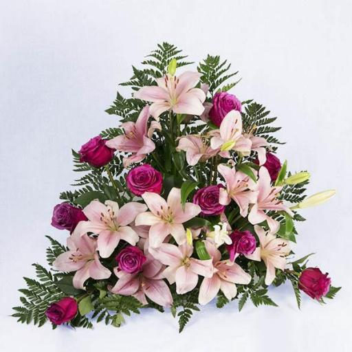 Centro de flores 7