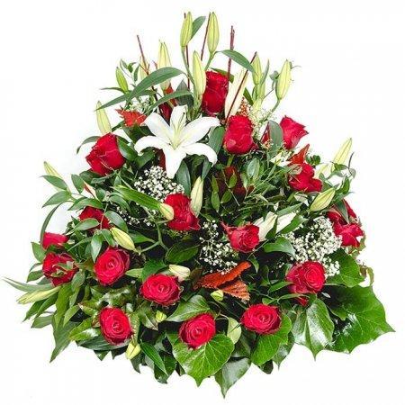 Centro de flores 4