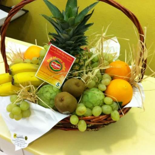 Cesta de frutas (Consultar precio)