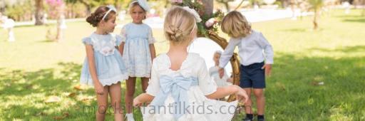 Dolce-Petit-2020-Conjuntos-bebes-niños-y-niñas-Primavera-Verano