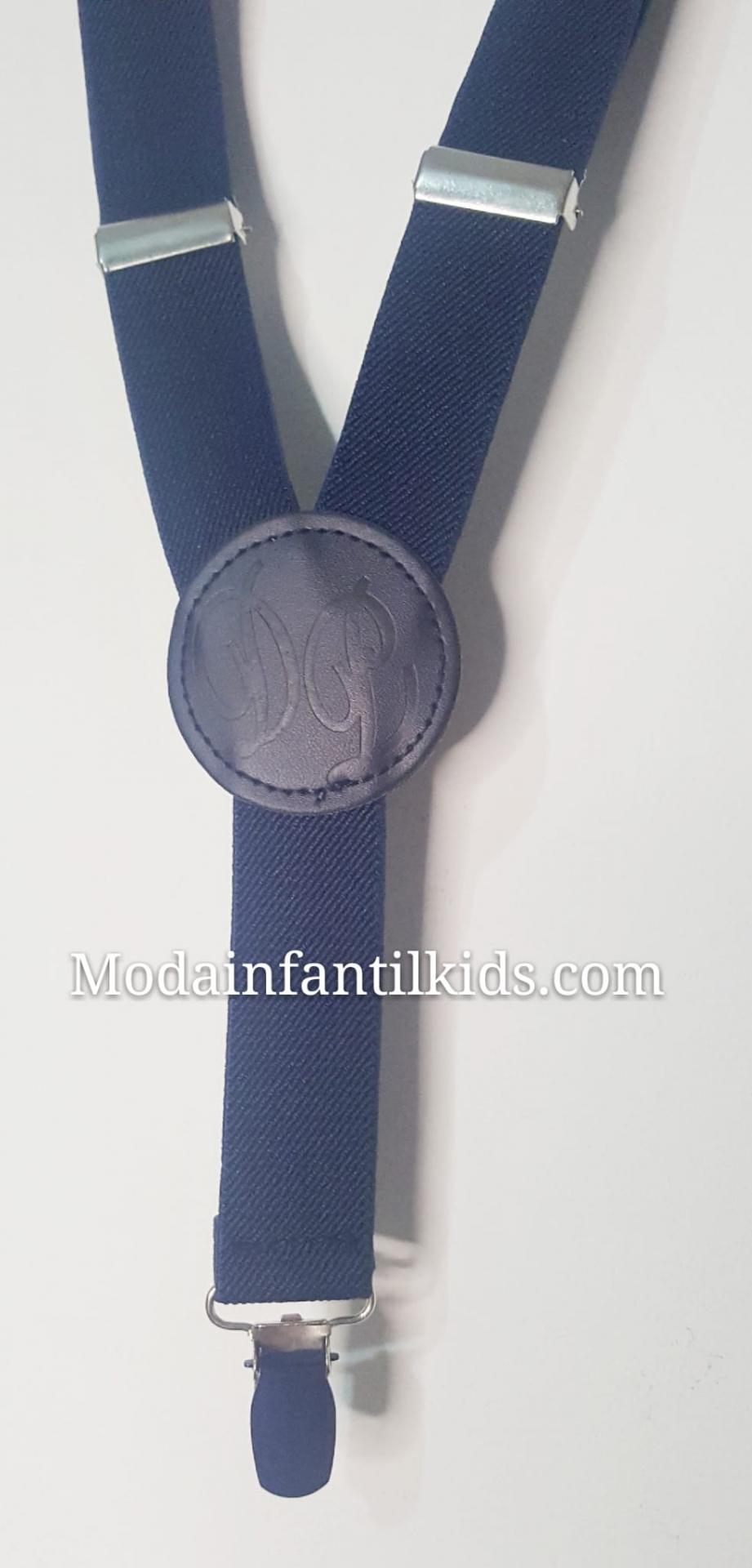 Tirante niño-bebe Dolce Petit azul marino 2100-t