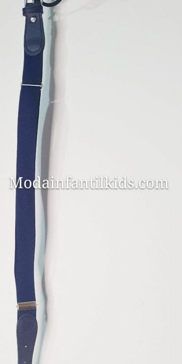 Cinturón niño Dolce Petit azul marino 2200-C [2]
