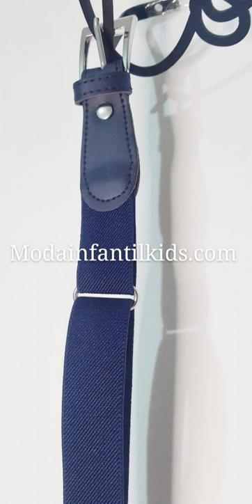 Cinturón niño Dolce Petit azul marino 2200-C [1]