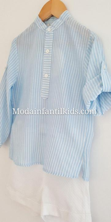 camisa-y-bermuda-niño-vestir-dolce-petit [2]