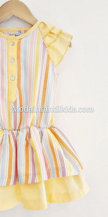 vestido-niña-camisero