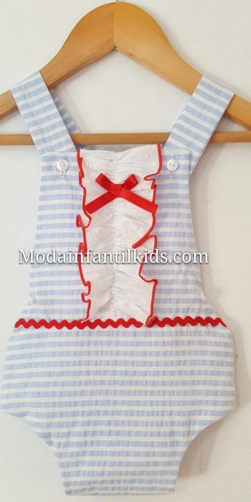 ranita-bebe-vestir-rayas [2]