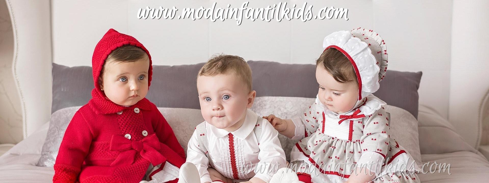 Dolce Petit Otoño-Invierno 2019-2020 Parte 6 Ropita de bebe vestir