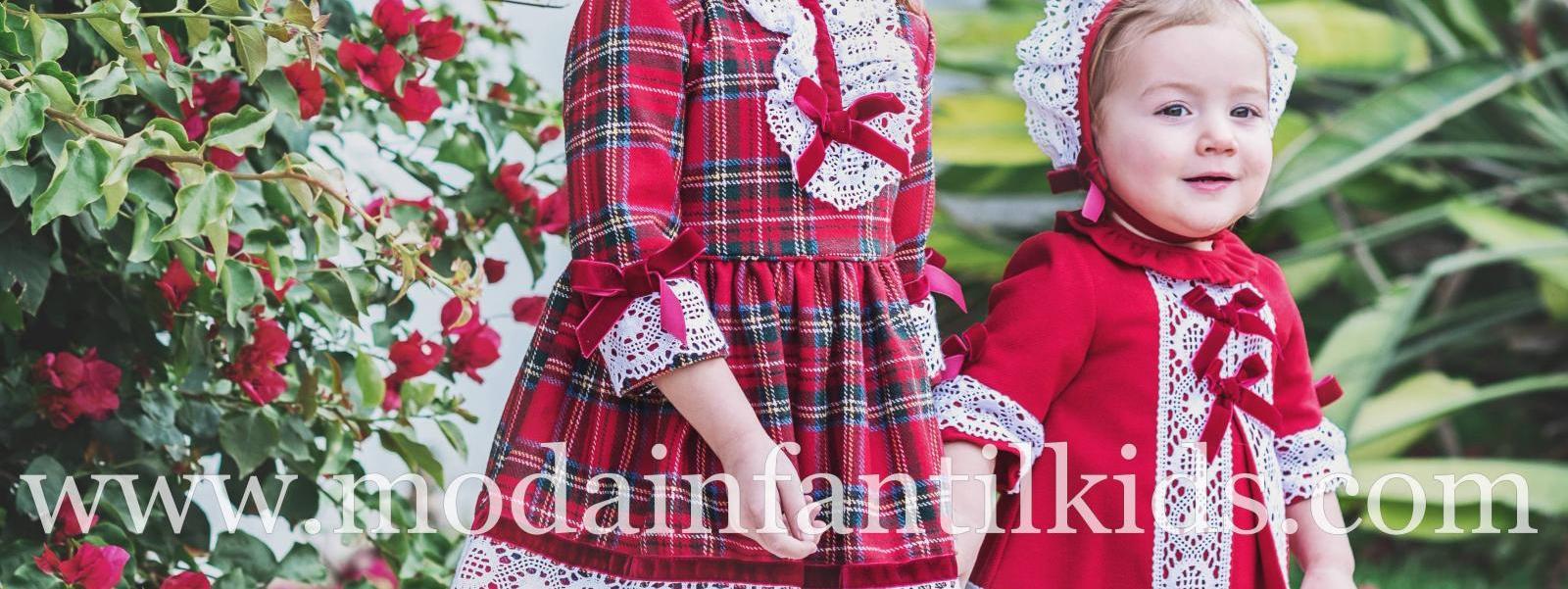 Dolce Petit Otoño-Invierno 2016/2017 y sus Colecciones Escocesas